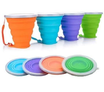 Travel Cup Folding Silicone