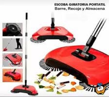 Sweep floor machine