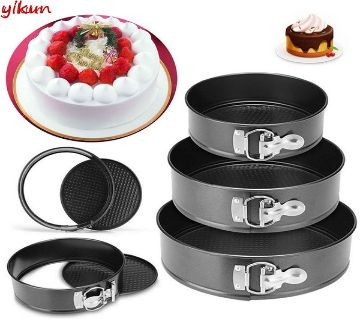 Cake Mold Bakeware Kit