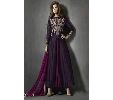 Ladies readymade long gown (1pc)