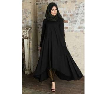 Black Georgette/Alex  Borka For Women