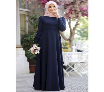 Navy Blue BMW Borka For Woman