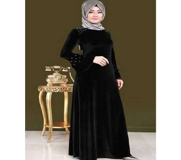 Black Mokmol Borka For Women