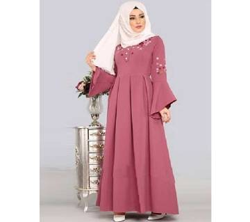 Pink BMW Borka For Women