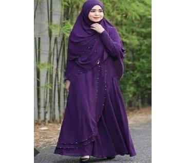 Violet  Georgette Borka For Women