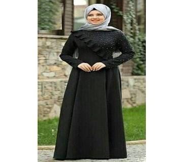 Black BMW Borka For Women