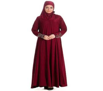 Maroon  Alex Borka For Women