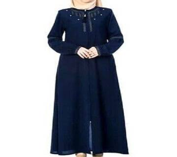 Navy-Blue BMW Borka For Women