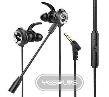 YESPLUS GM-101 HANDSFREE Gaming Earphone 4D Shock Sound 2020