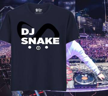 Dj Snake Cotton T-shirt