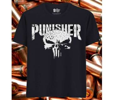 Punisher Cotton T-shirt