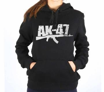 AK47-Black-Ladies-Hoodie