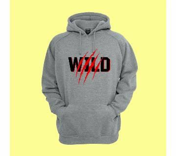 Wild-(1) মেনস হুডি