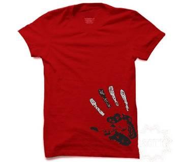 Gents Summer T-Shirt - Hand