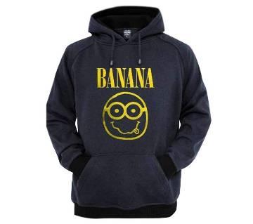 Banana Full Sleeve Gents Hoodie