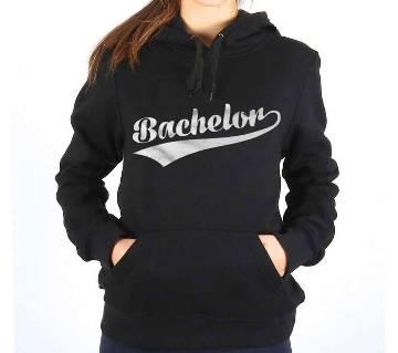 Bachelor-Black-Ladies-Hoodie