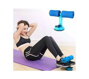 adjustable self-suction sit up bars