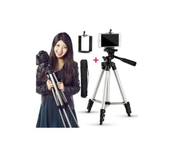 Tripod Stand for DSLR Camera and Mobile Phones