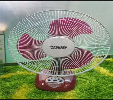 Defender Kennede 2912 Rechargeable Fan (12 inch)