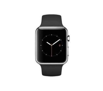 Q7B Single SIM Smartwatch(Android) Matt Black