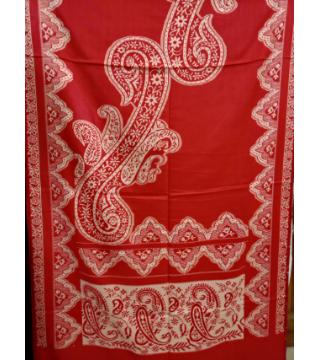 Kashmiri Shawl Read Colour