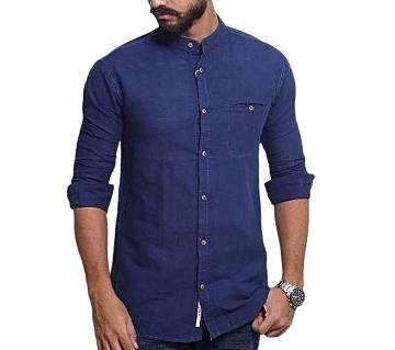 Menz Stylish Export Quality Cotton Shirt