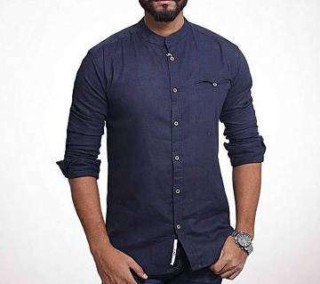 Menz Stylish Export Quality Cotton Shirt