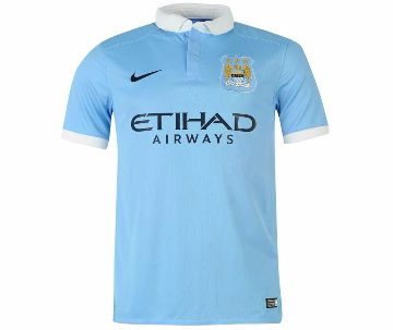 Manchester City হাফ-স্লীভ জার্সি (কপি)