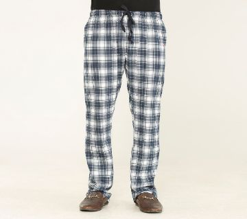 Cotton Multi Color Check Trouser For Men