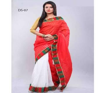 Silk per achol Saree