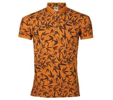 Gents Printed polo shirt