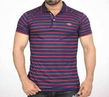 Half Sleeve Cotton  Polo Shirt For Men