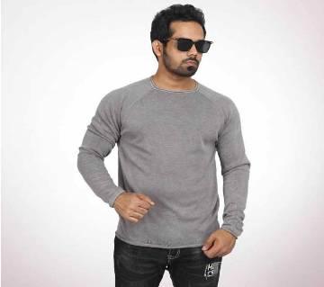 Cotton Winter Sweater for Men f