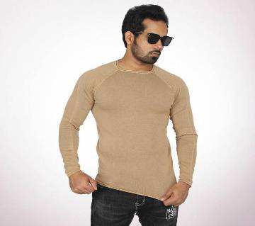 Cotton Winter Sweater for Men