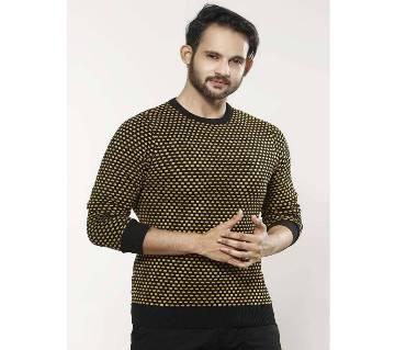 Cotton Full Sleeve Sweater for Men