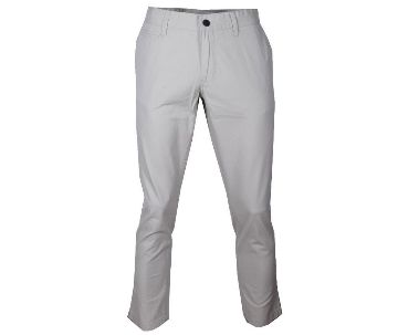 cotton slim formal pant - 20% OFF