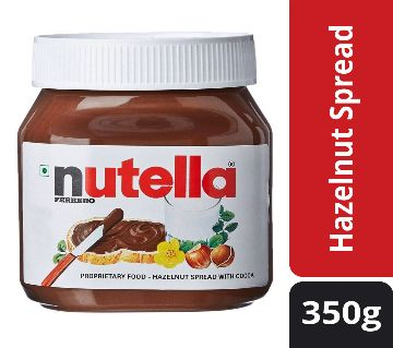 Nutella Chocolate Hazelnut Spread 350g Italy
