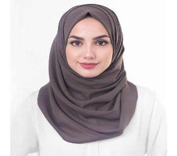 Diamond Georgette Hijab