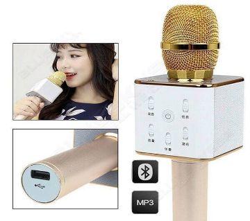 Karaoki Q7 Microphone Speaker