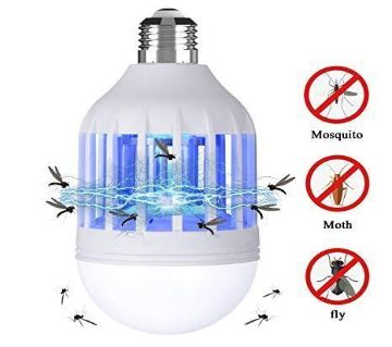 LED Bug Zapper Mosquito Killer Insect Trap Lamps
