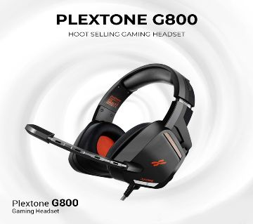 Plextone G800 gaming headphone - Black