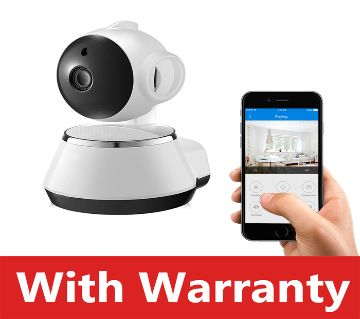 WiFi IP Camera V380 IP Camera 360 Degree CCTV Camera a Wireless Mini CC Camera IP Webcam Wireless CCTV Camera 360 Degree IP Camera