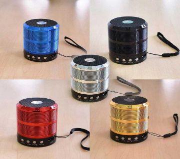 887 Wireless Bluetooth Speaker TF USB FM AUX Portable Music Mini Speake