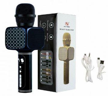 Wireless Bluetooth Microphone Speaker Karaoke YS-69-HIGH QUALITY