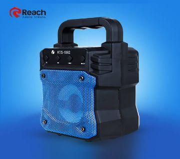 KTS 1092 karaoke wireless speaker