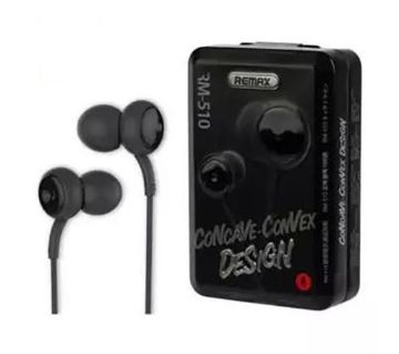 REMAX RM 510 Wired Earphone