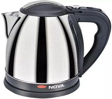 NOVA Electric Kettle 1.8 Liter for Make tea, coffee and Hot water
