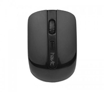 HV-MS989GT - Wireless Optical Mouse - Black