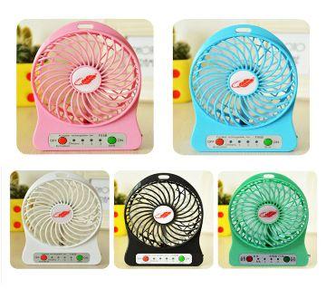 Rechargeable portable Fan- 1PCS Random Color