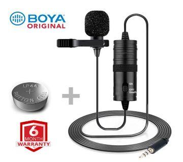 BOYA BY M1 Microphone Boya Professional Microphone For Mobile & DSLR